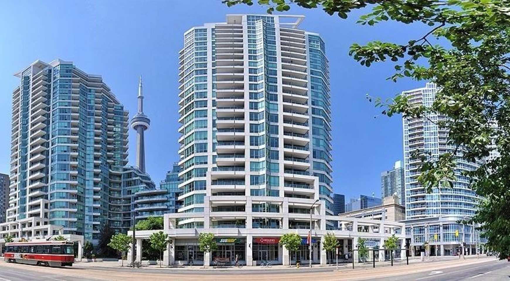 Condo Apt For Lease In Toronto , 1 Bedroom Bedrooms, ,1 BathroomBathrooms,Condo Apt,For Lease,1716,Queens Quay
