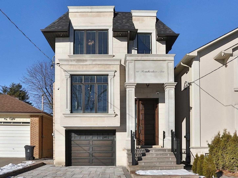 80 Pemberton Ave, Toronto, Ontario M2M1Y3, 4 Bedrooms Bedrooms, 8 Rooms Rooms,5 BathroomsBathrooms,Detached,For Sale,Pemberton,C5191855