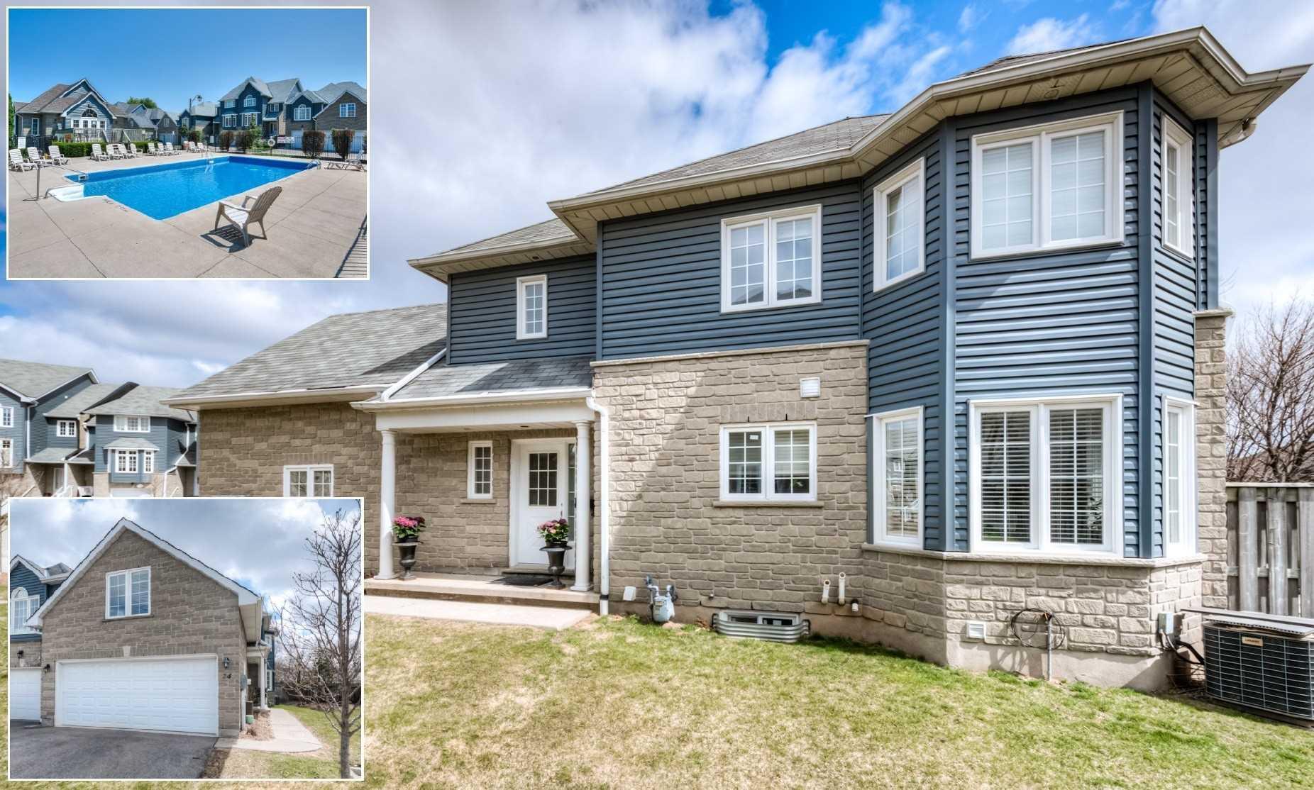 199 Saginaw Pkwy, Cambridge, Ontario N1T 1T9, 3 Bedrooms Bedrooms, ,3 BathroomsBathrooms,Condo Townhouse,For Sale,Saginaw,X5180631