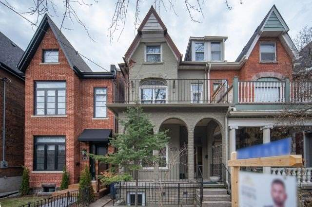 430 Euclid Ave, Toronto, Ontario M6G2S9, 5 Bedrooms Bedrooms, 11 Rooms Rooms,3 BathroomsBathrooms,Semi-detached,For Sale,Euclid,C4856758