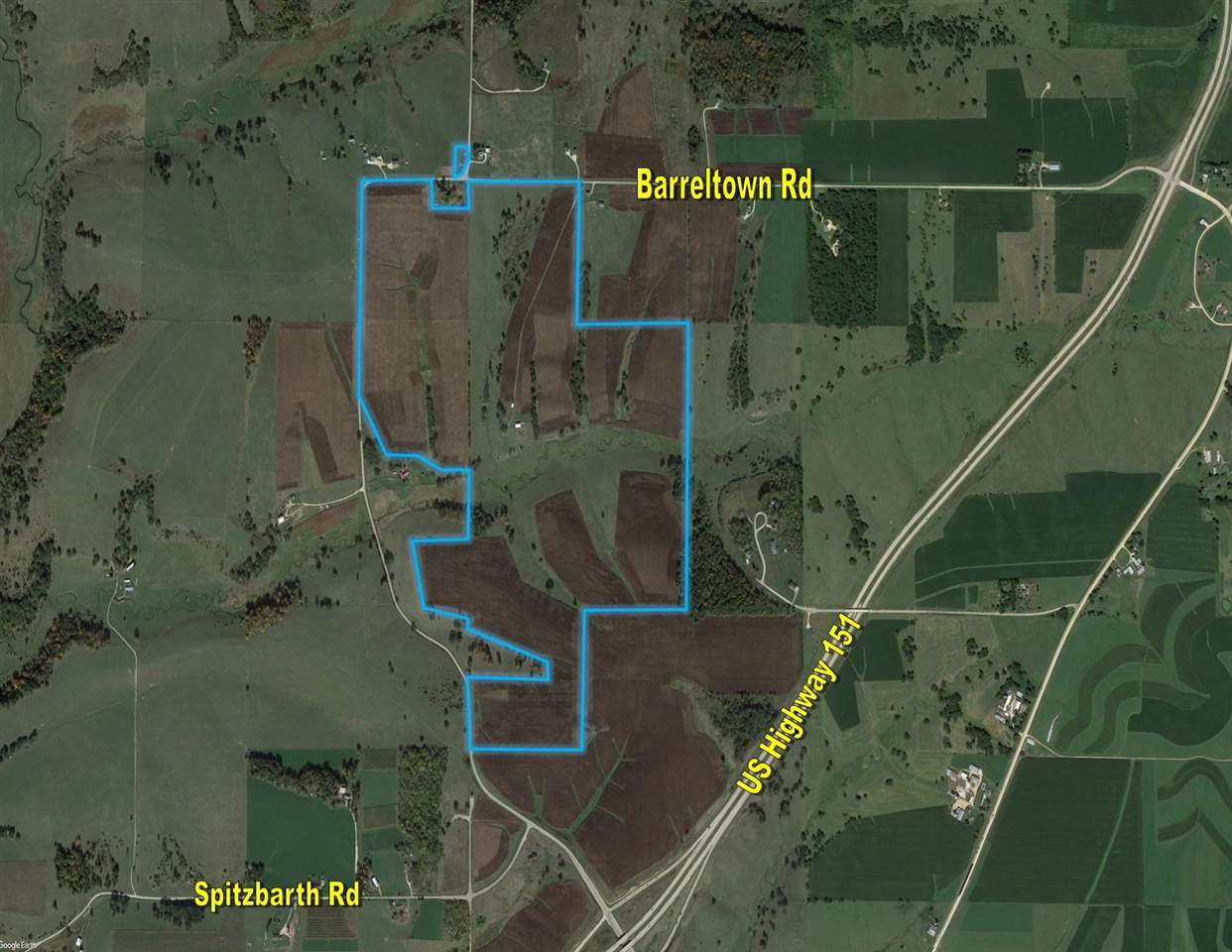 317 Acres M/L Barreltown Rd, Mineral Point, Wisconsin 53565, ,Lots & Acreage,For Sale,Barreltown Rd,1910333