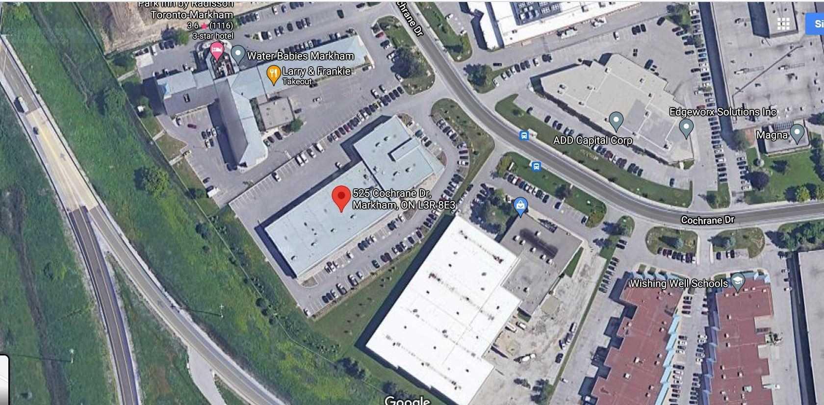 525 Cochrane Dr, Markham, Ontario L3R 8E3, ,Office,For Sale,Cochrane,N5273370