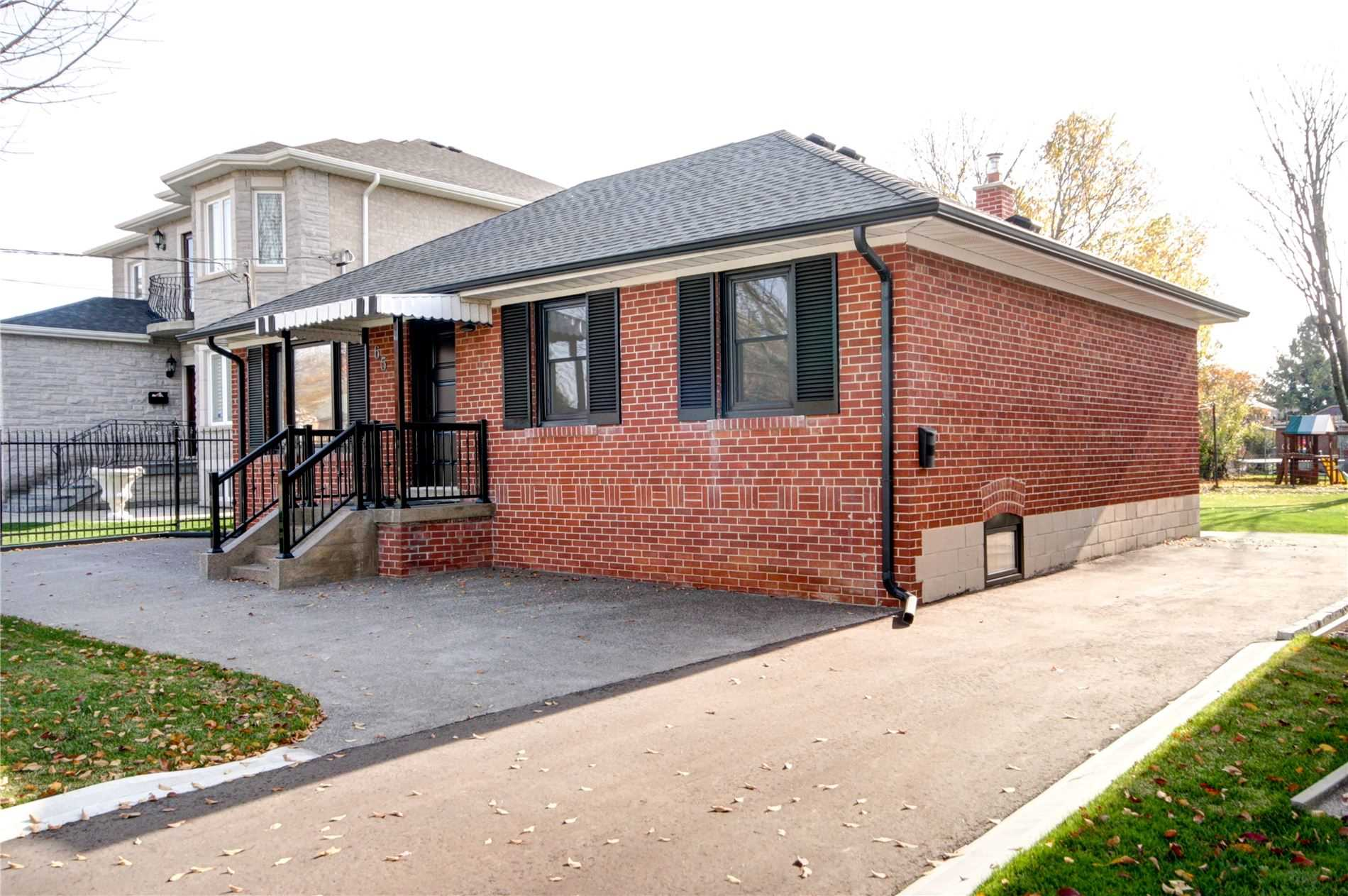 65 Cuffley Cres, Toronto, Ontario M3K1Y1, 3 Bedrooms Bedrooms, ,1 BathroomBathrooms,Detached,Cuffley,W4983821