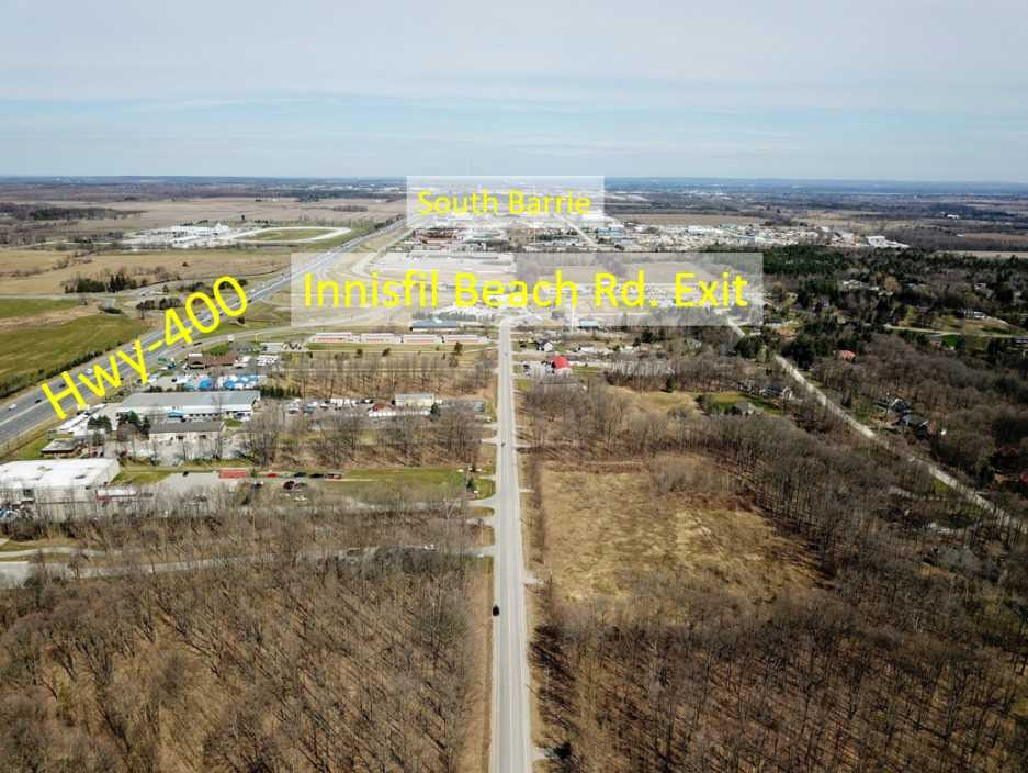1941 Commerce Park Dr, Innisfil, Ontario L9S4A3, ,Land,For Sale,Commerce Park,N4821643