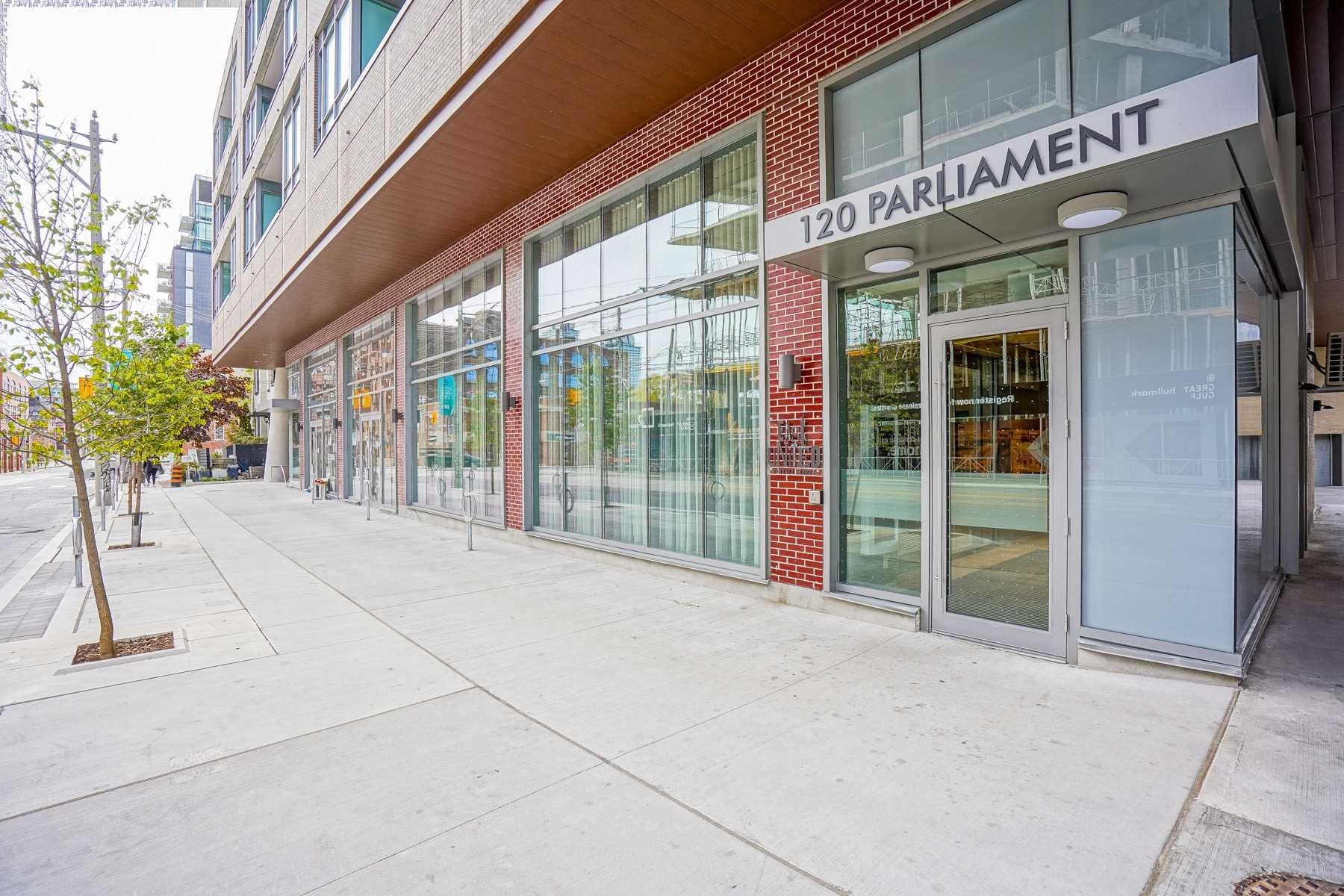 120 Parliament St, Toronto, Ontario M5A2Y8, 1 Bedroom Bedrooms, 4 Rooms Rooms,1 BathroomBathrooms,Condo Apt,For Sale,Parliament,C4950675