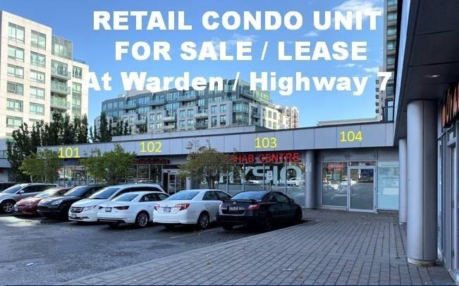 3603 Highway 7, Markham, Ontario L3R8W3, ,Commercial/Retail,For Sale,Highway 7,N4857417