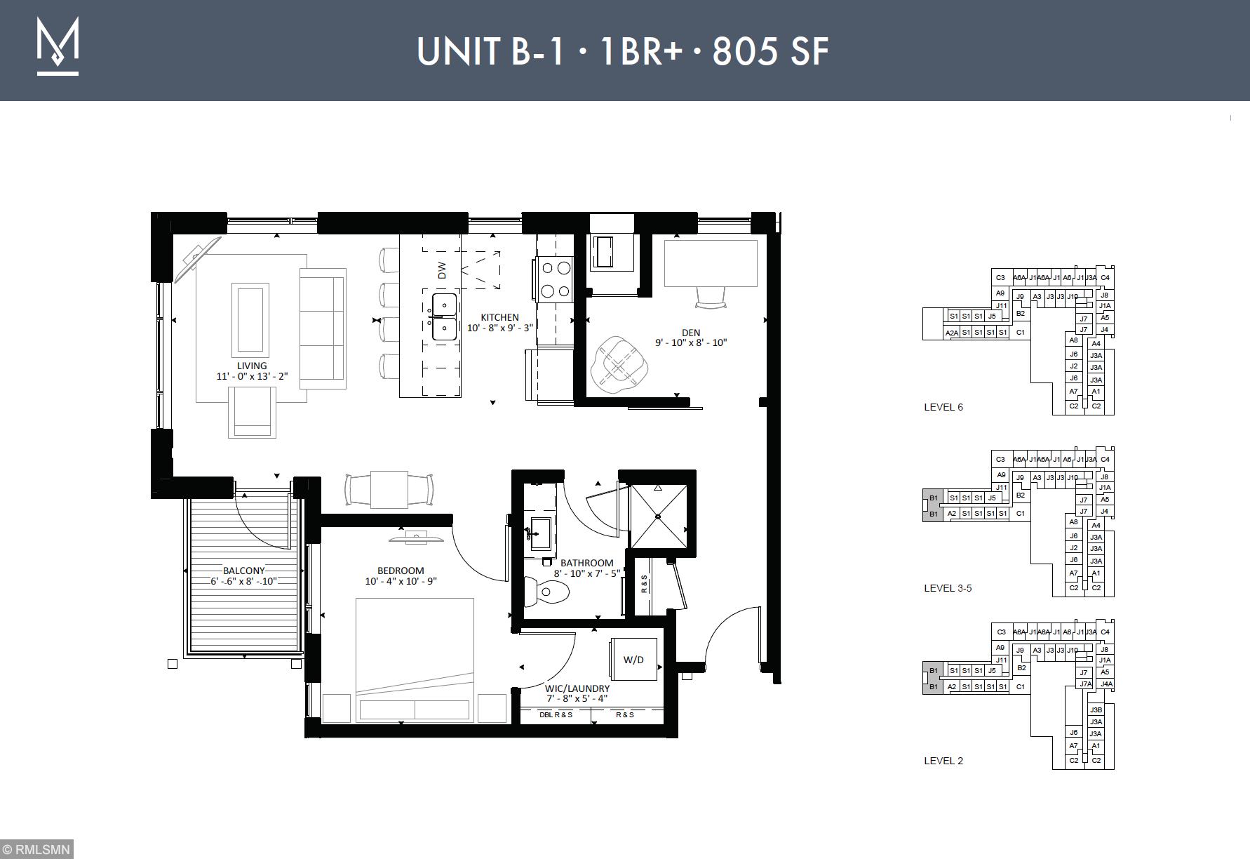 1410 Nicollet Avenue, Minneapolis, Minnesota 55403, 1 Bedroom Bedrooms, ,1 BathroomBathrooms,Residential Lease,For Sale,Nicollet,NST5674126