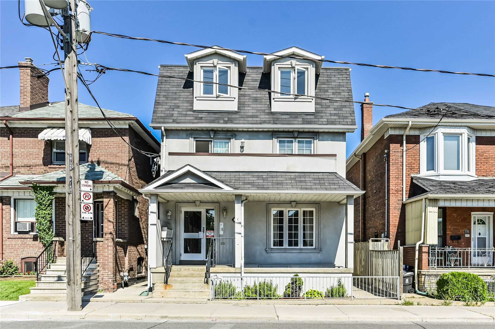 775 Ossington Ave, Toronto, Ontario M6G3T8, 6 Bedrooms Bedrooms, 16 Rooms Rooms,7 BathroomsBathrooms,Detached,For Sale,Ossington,W4884370