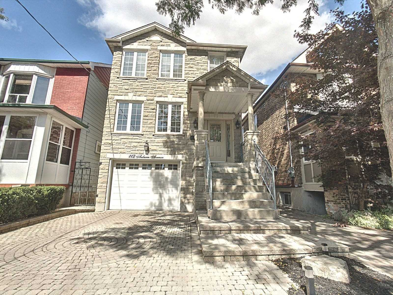 112 Auburn Ave, Toronto, Ontario M6H2L9, 3 Bedrooms Bedrooms, ,4 BathroomsBathrooms,Detached,For Sale,Auburn,W4910975