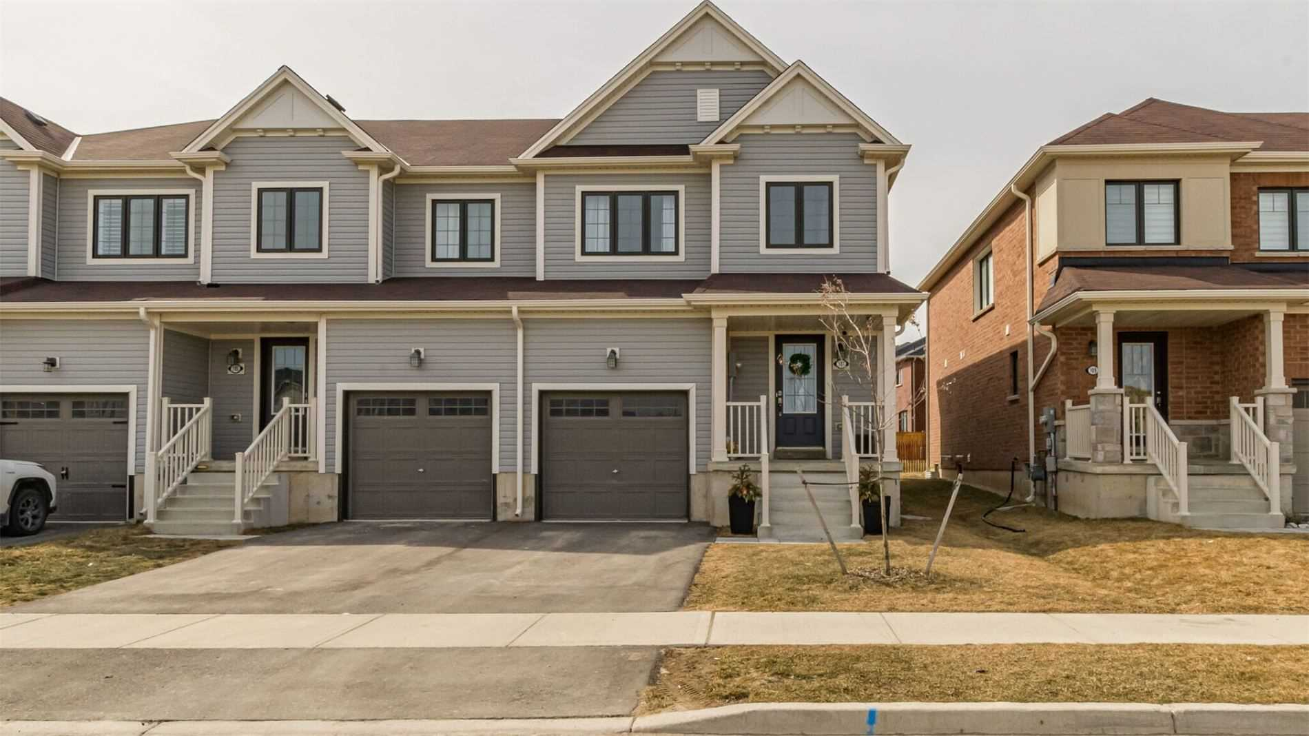 107 Thompson Rd, Haldimand, Ontario N3W0B8, 3 Bedrooms Bedrooms, ,3 BathroomsBathrooms,Att/row/twnhouse,For Sale,Thompson,X5170334