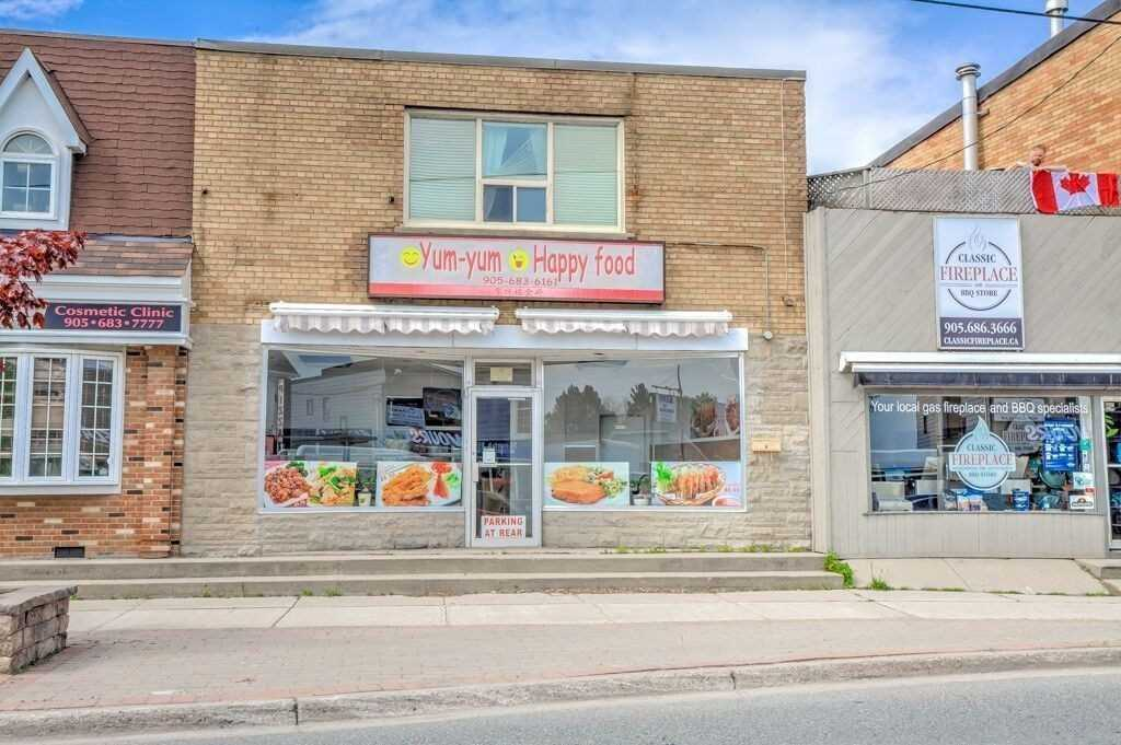 6 Old Kingston Rd, Ajax, Ontario L1T2Z7, ,Commercial/Retail,For Sale,Old Kingston,E4819760