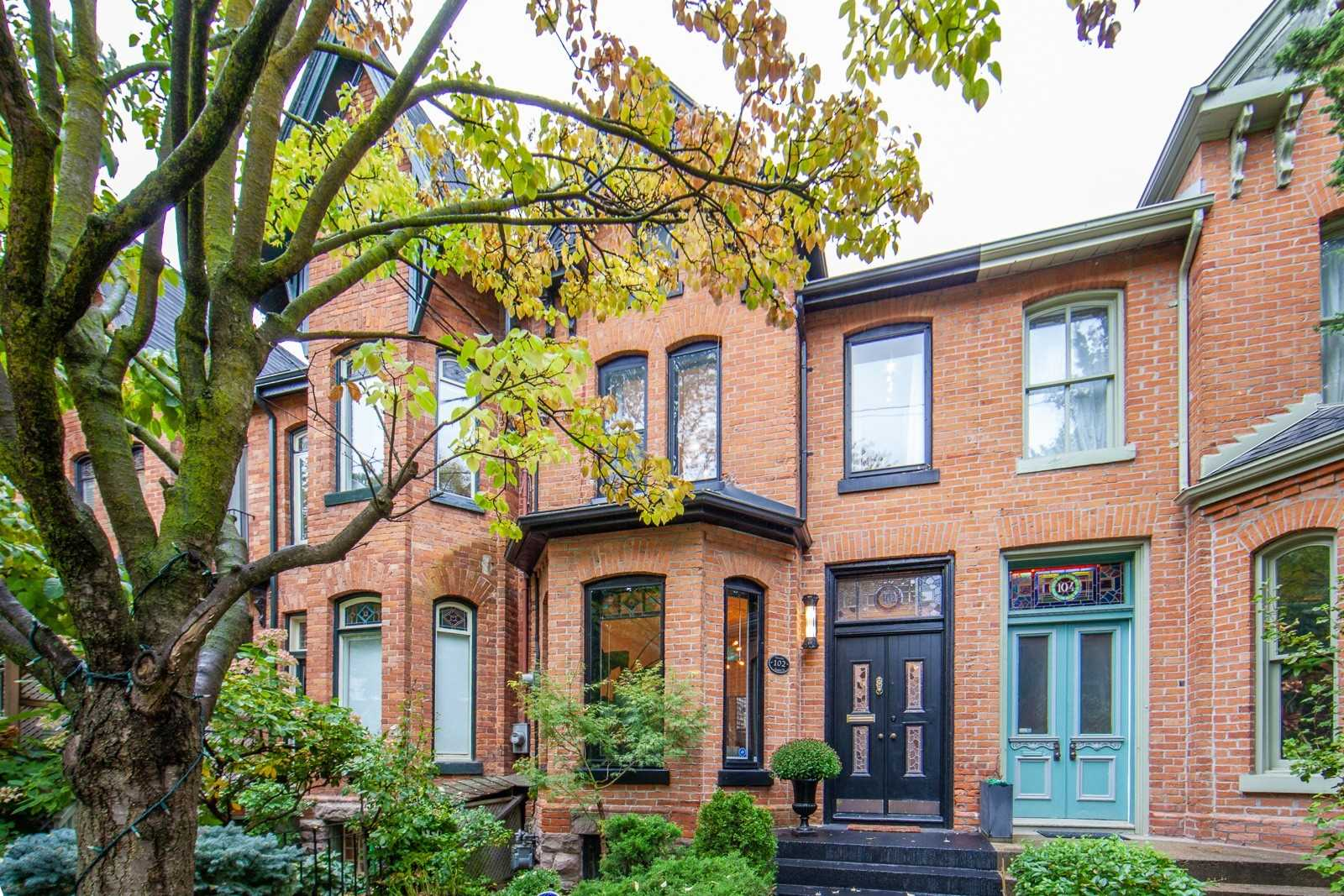 102 Seaton St, Toronto, Ontario M5A2T3, 3 Bedrooms Bedrooms, 9 Rooms Rooms,3 BathroomsBathrooms,Att/row/twnhouse,For Sale,Seaton,C5087693