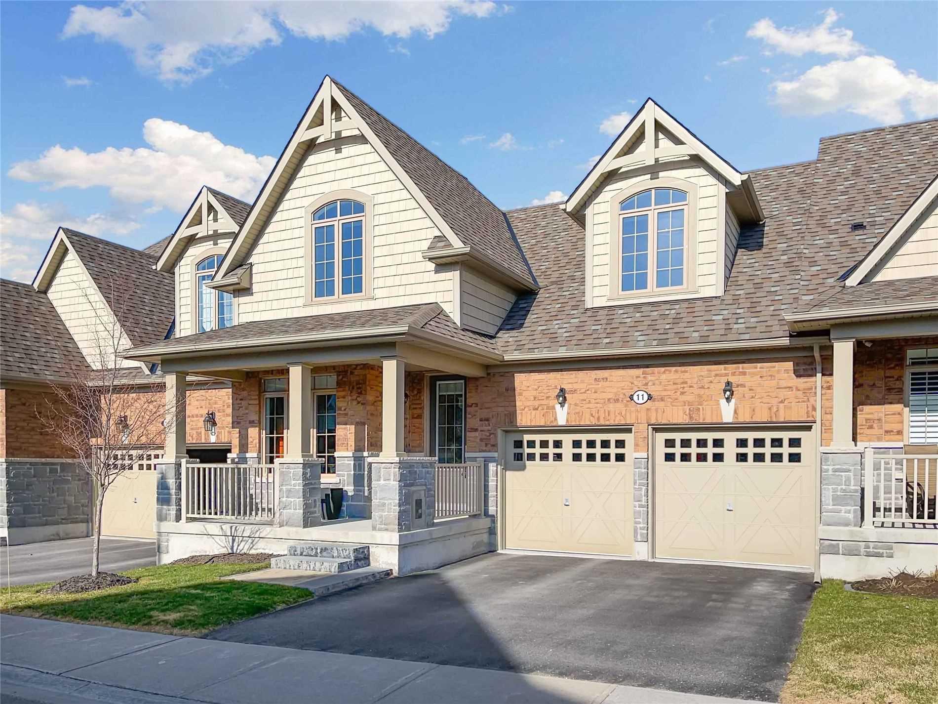 11 Bill Knowles St, Uxbridge, Ontario L9P0E5, 3 Bedrooms Bedrooms, ,3 BathroomsBathrooms,Condo Townhouse,For Sale,Bill Knowles,N5185805