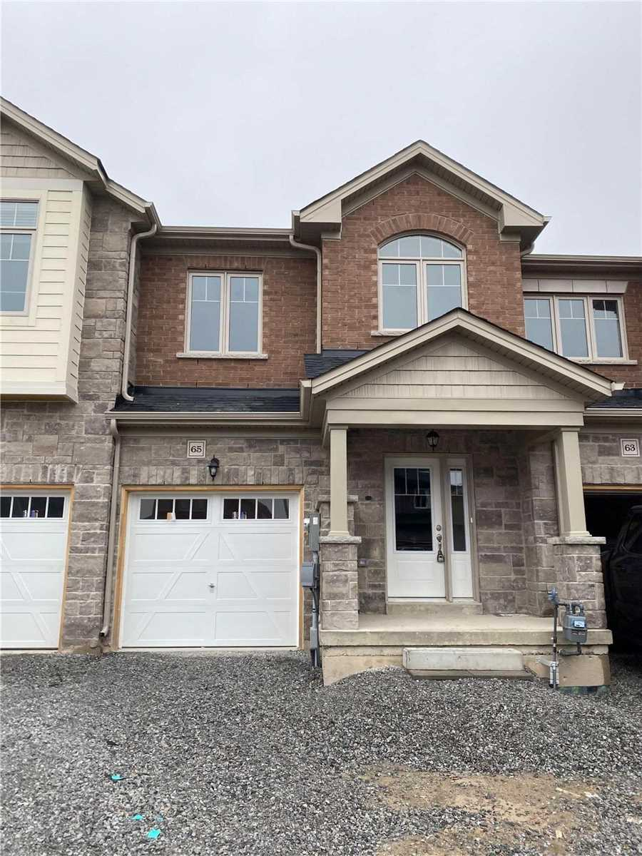 65 Spring Crest Way, Thorold, Ontario L2V0J8, 3 Bedrooms Bedrooms, ,3 BathroomsBathrooms,Att/row/twnhouse,For Lease,Spring Crest,X5170642