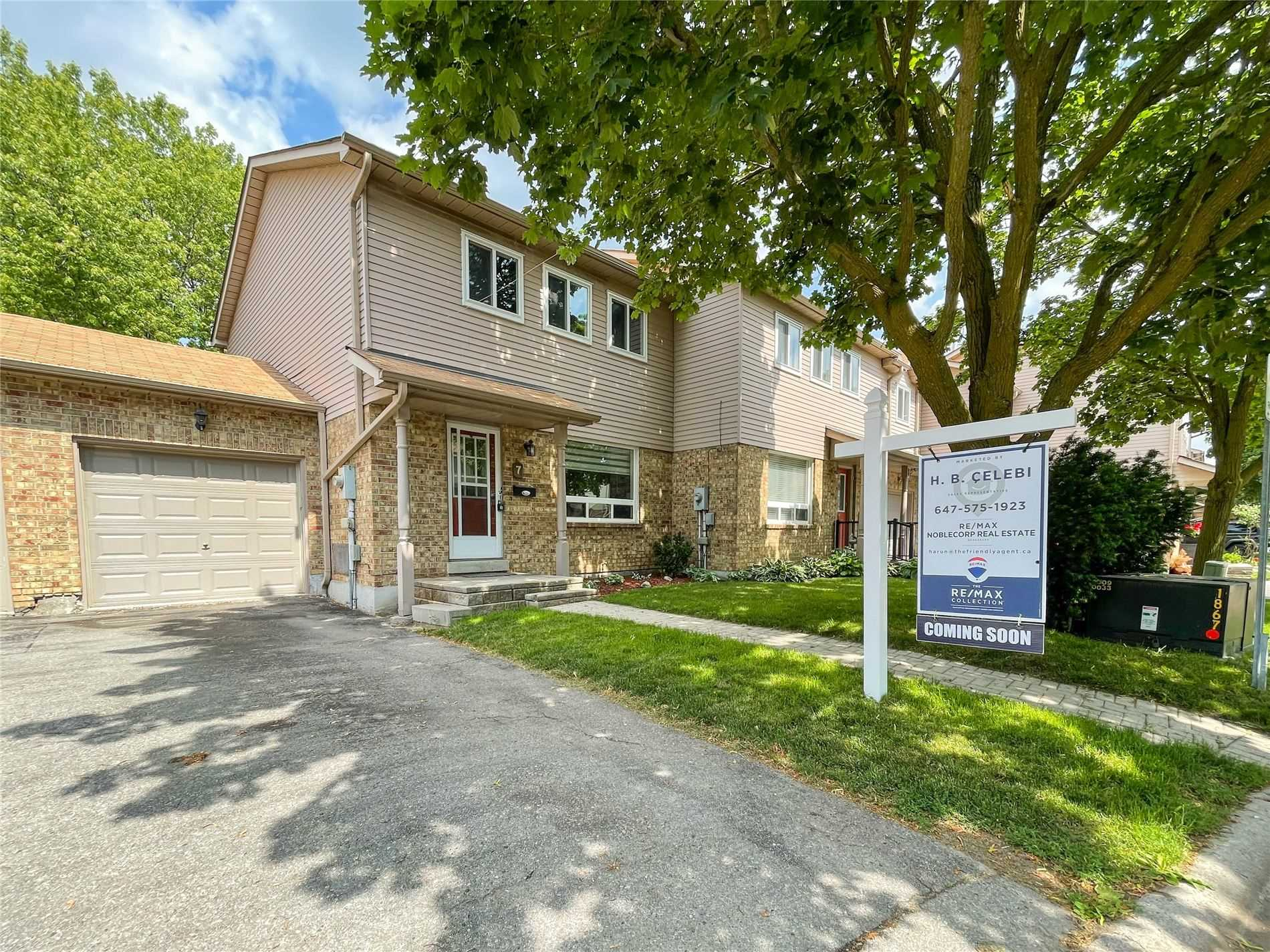 1640 Nichol Ave, Whitby, Ontario L1N8P5, 3 Bedrooms Bedrooms, ,2 BathroomsBathrooms,Condo Townhouse,For Sale,Nichol,E5272523