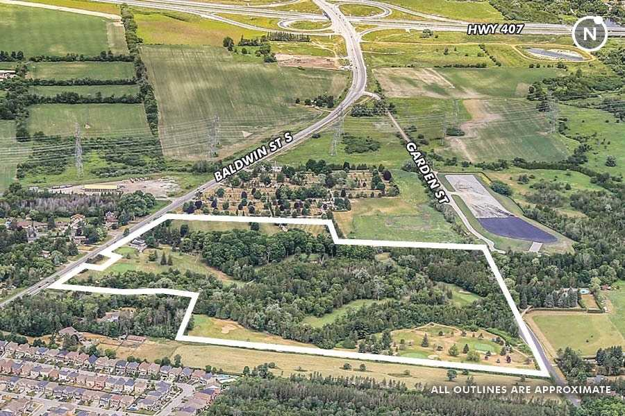 5055 Baldwin St, Whitby, Ontario L1M1T4, ,Land,For Sale,Baldwin,E4846971