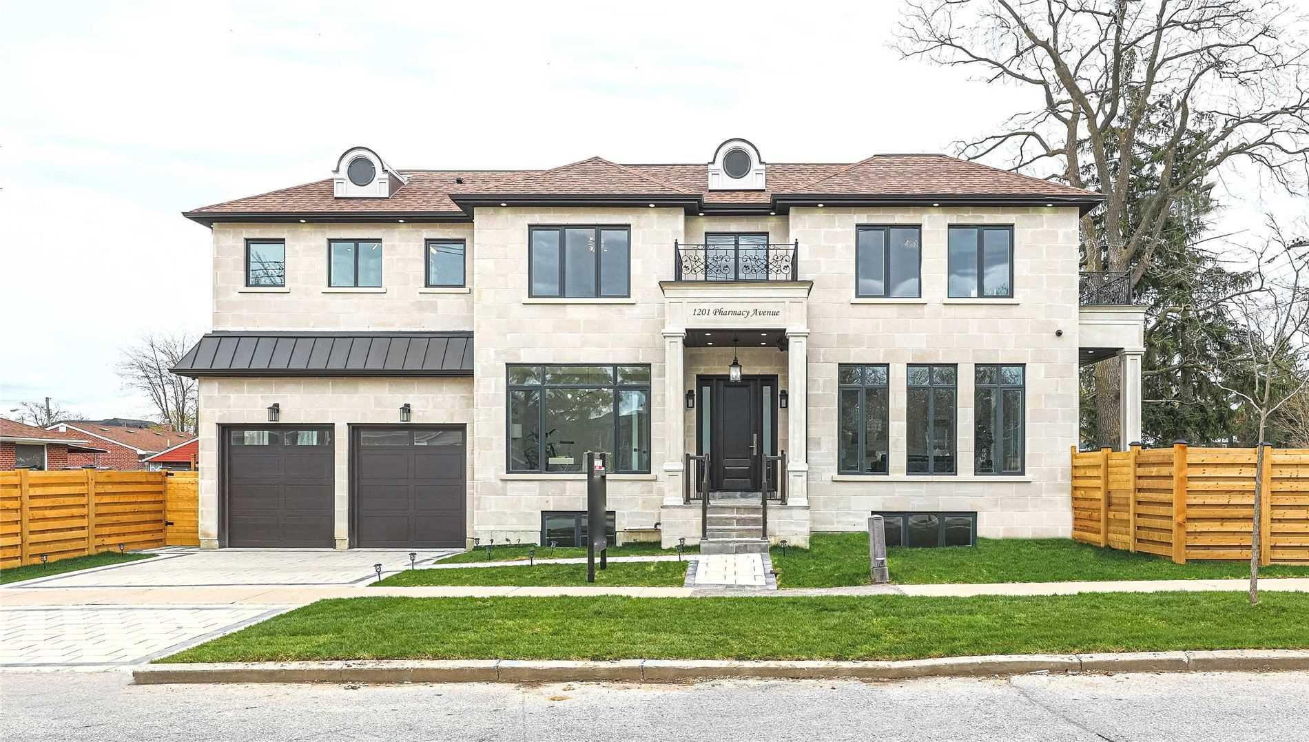 1201 Pharmacy Ave, Toronto, Ontario M1R2H5, 4 Bedrooms Bedrooms, 16 Rooms Rooms,6 BathroomsBathrooms,Detached,For Sale,Pharmacy,E5204444