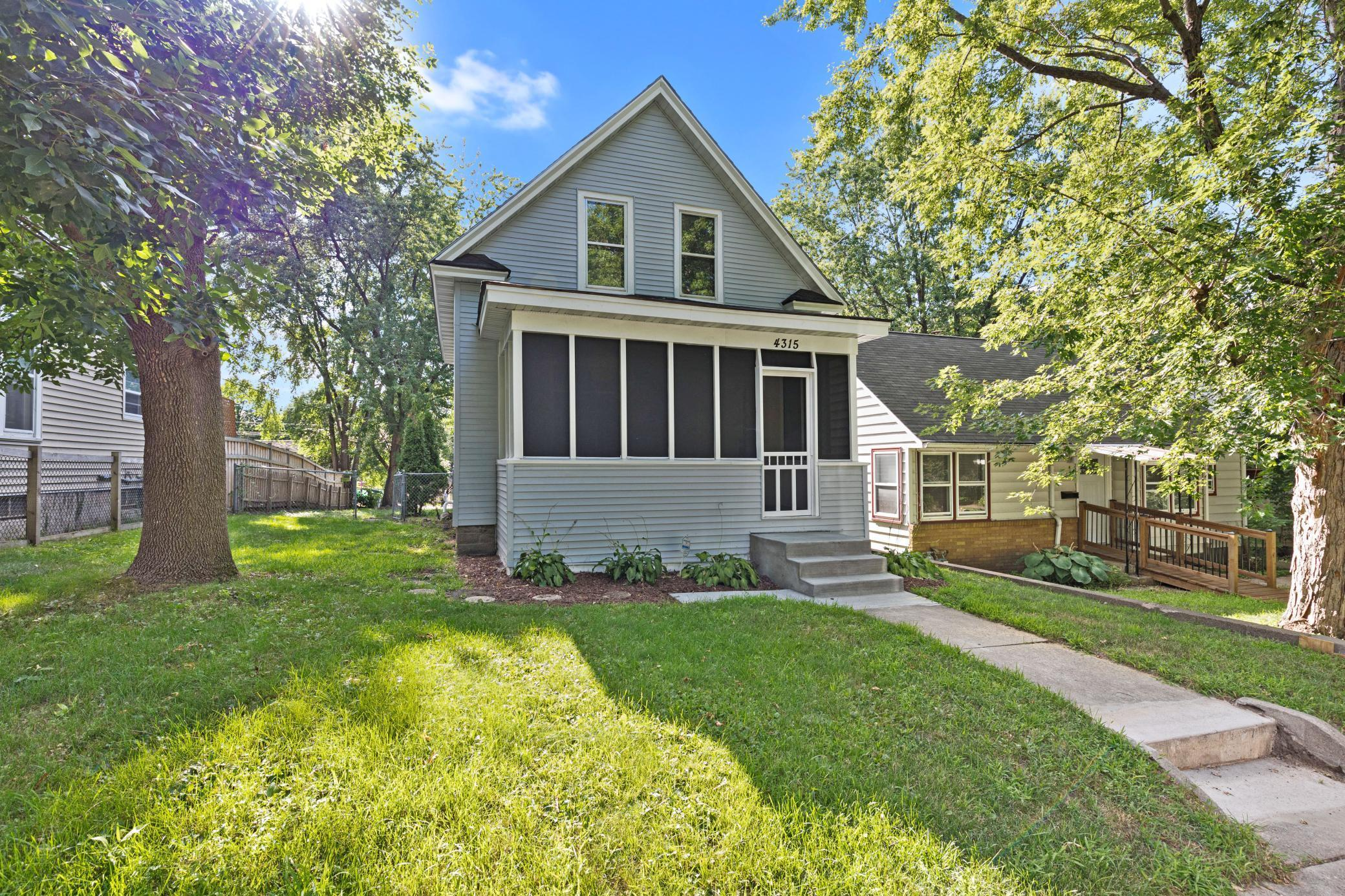 4315 Fremont Avenue, Minneapolis, Minnesota 55412, 2 Bedrooms Bedrooms, ,1 BathroomBathrooms,Residential,For Sale,Fremont,NST5633927