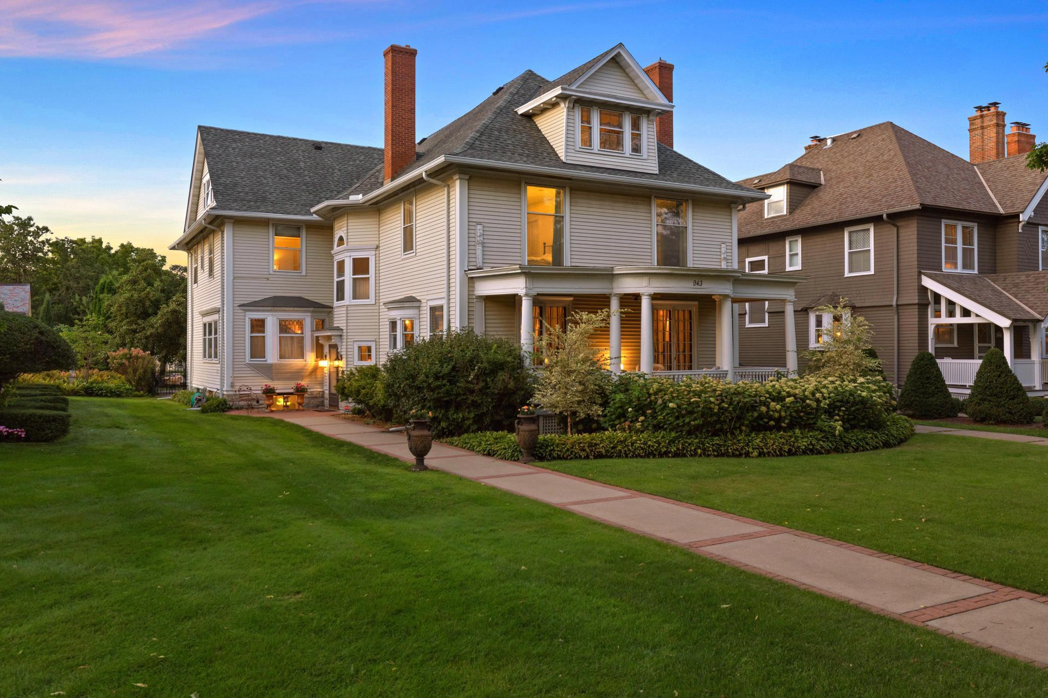 943 Summit Avenue, Saint Paul, Minnesota 55105, 7 Bedrooms Bedrooms, ,4 BathroomsBathrooms,Residential,For Sale,Summit,NST5749641