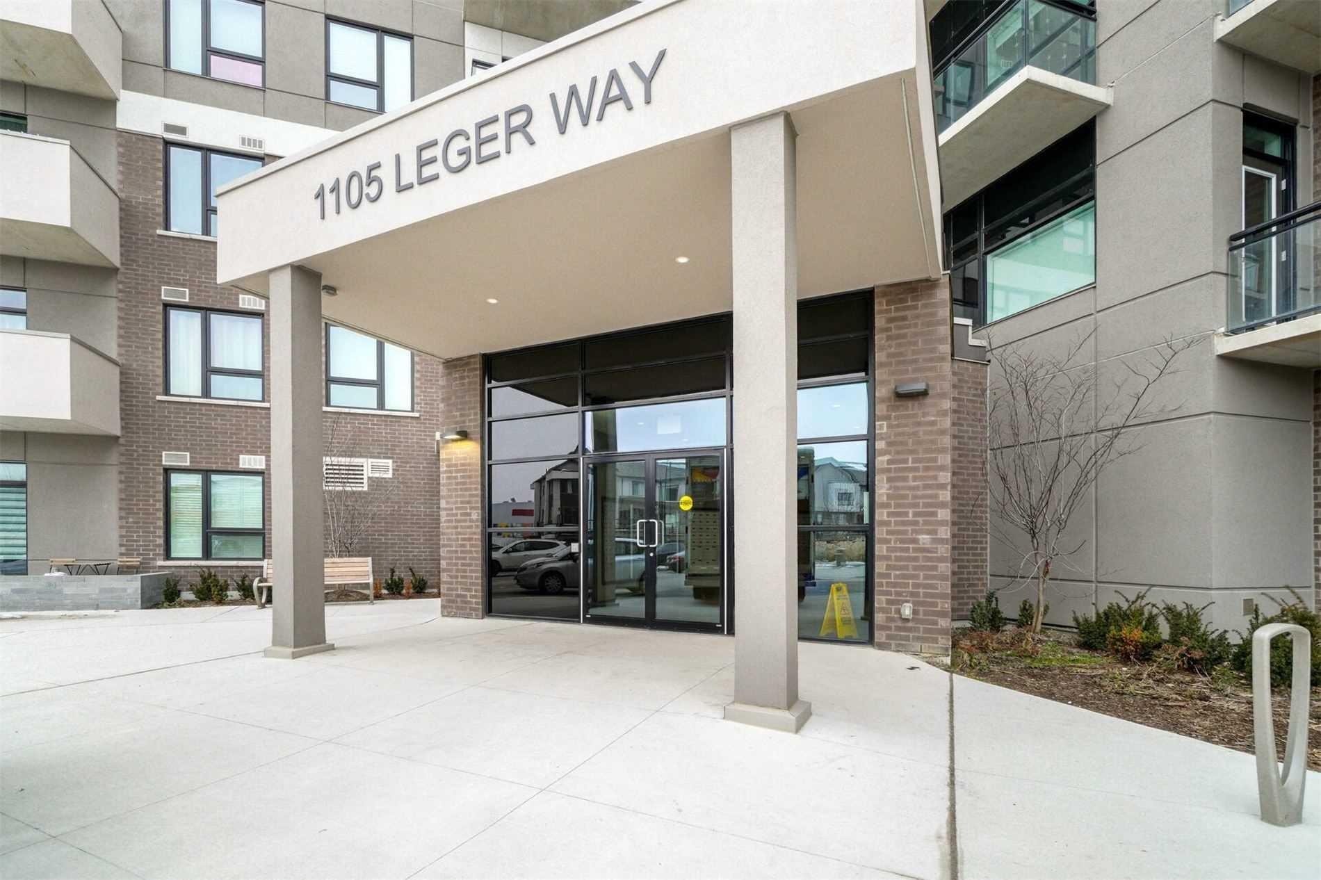 1105 Leger Way, Milton, L9E1K7, 1 Bedroom Bedrooms, ,1 BathroomBathrooms,Condo Apt,For Sale,Leger,W5085121