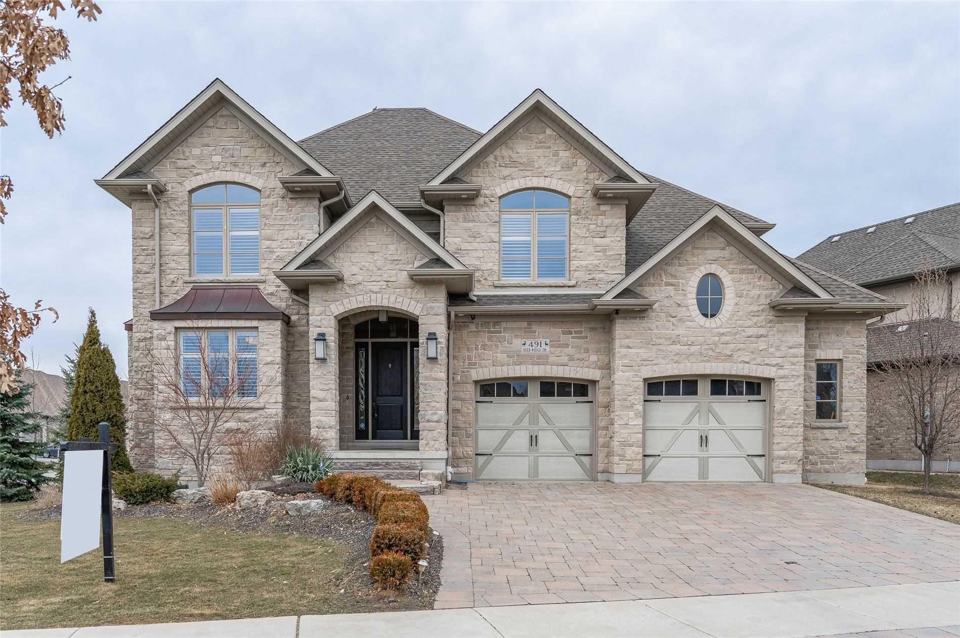 491 Deer Ridge Dr, Kitchener, Ontario N2P 0A7, 4 Bedrooms Bedrooms, 9 Rooms Rooms,5 BathroomsBathrooms,Detached,For Sale,Deer Ridge,X5158856