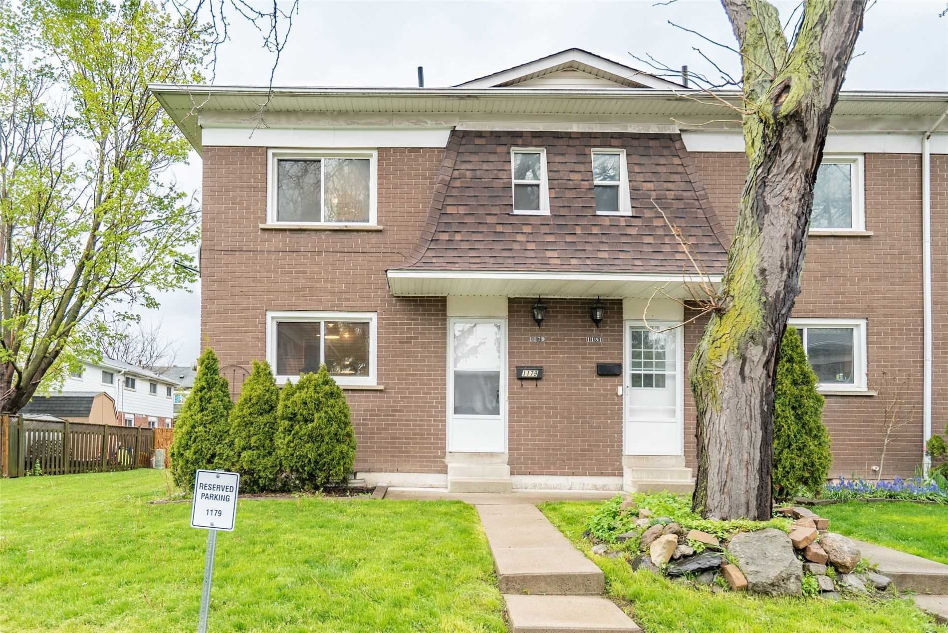 1179 Nottingham Ave, Burlington, L7P 2R5, 3 Bedrooms Bedrooms, ,2 BathroomsBathrooms,Condo Townhouse,For Sale,Nottingham,W4764550