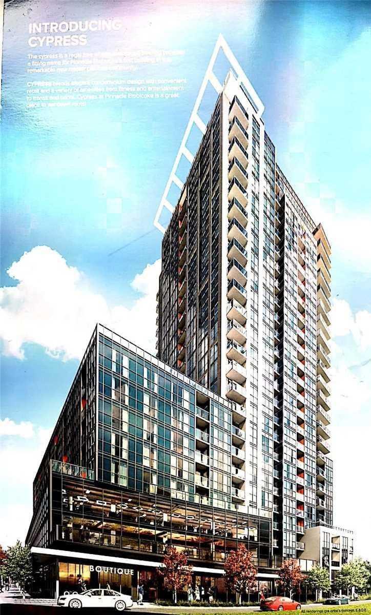 50 Thomas Riley Rd, Toronto, Ontario M9B1B3, 1 Bedroom Bedrooms, ,1 BathroomBathrooms,Condo Apt,For Sale,Thomas Riley,W5171444