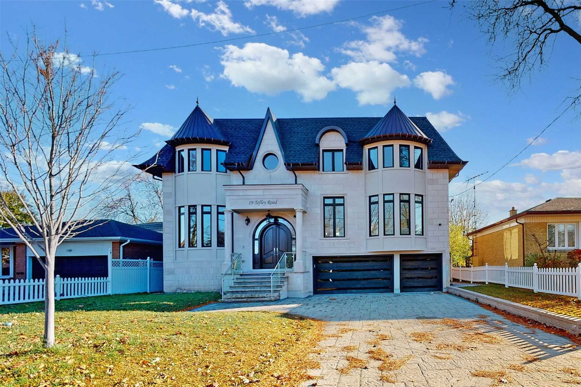 19 Tefley Rd, Toronto, Ontario M2M1C5, 5 Bedrooms Bedrooms, 10 Rooms Rooms,7 BathroomsBathrooms,Detached,For Sale,Tefley,C4980630