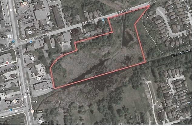 107 North Lake Rd, Richmond Hill, Ontario L4E3G5, ,Land,For Sale,North Lake,N4345385