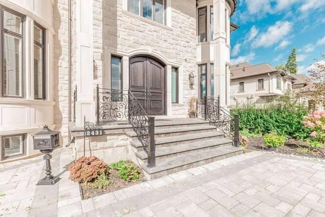 2431 Loanne Dr, Mississauga, Ontario L5K1P1, 5 Bedrooms Bedrooms, 13 Rooms Rooms,7 BathroomsBathrooms,Detached,For Sale,Loanne,W5167503