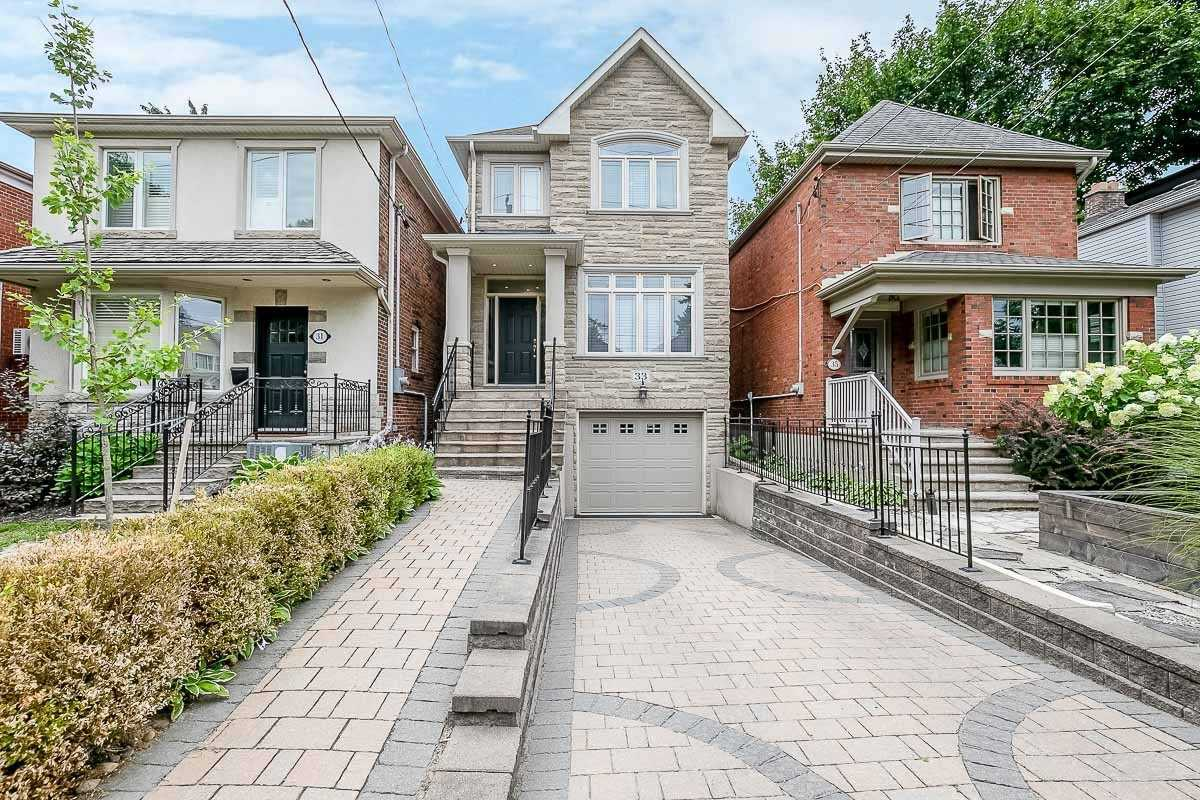 33 Harshaw Ave, Toronto, Ontario M6S1X9, 3 Bedrooms Bedrooms, 7 Rooms Rooms,4 BathroomsBathrooms,Detached,For Sale,Harshaw,W4887839