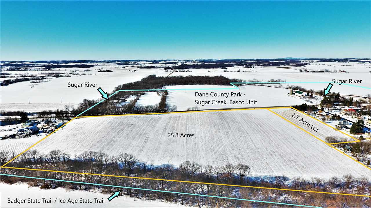 51.7 Acres Hwy 69, Montrose, Wisconsin 53508, ,Lots & Acreage,For Sale,Hwy 69,1901066