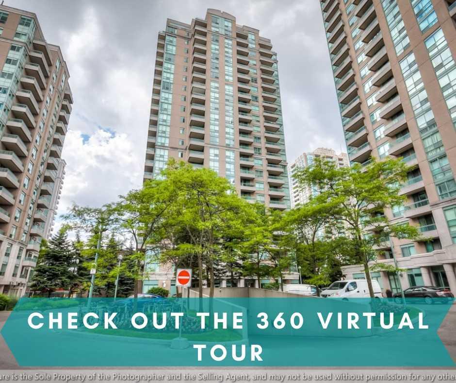 3 Pemberton Ave, Toronto, Ontario M2M4M1, 1 Bedroom Bedrooms, 4 Rooms Rooms,1 BathroomBathrooms,Condo Apt,For Sale,Pemberton,C4914735