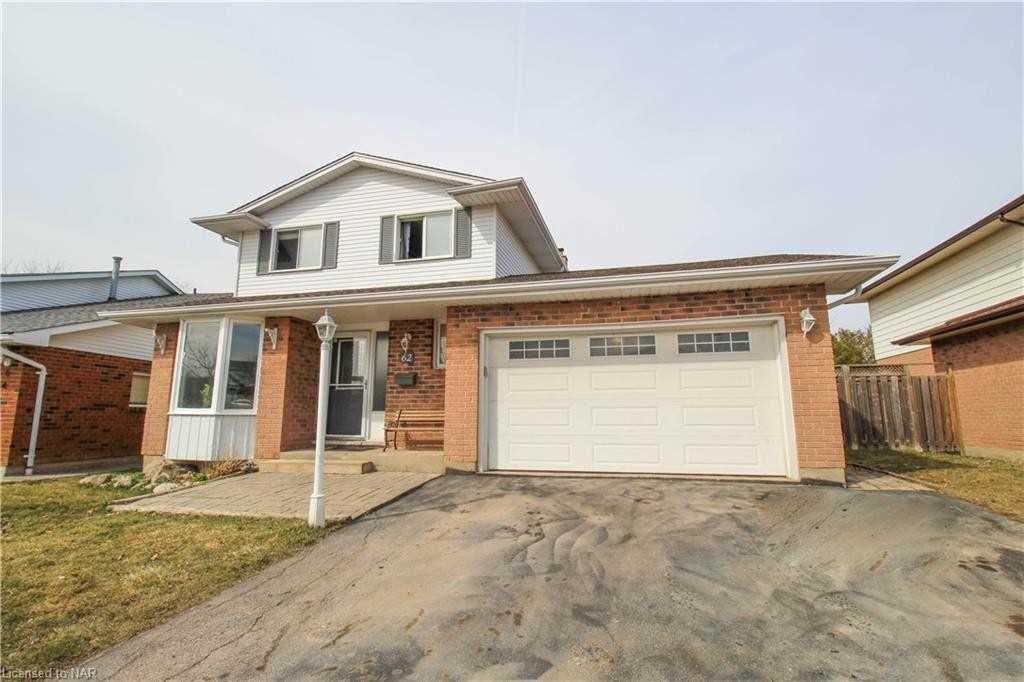 62 Keefer Rd, Thorold, Ontario L2V 4T4, 3 Bedrooms Bedrooms, ,3 BathroomsBathrooms,Detached,For Sale,Keefer,X5167265