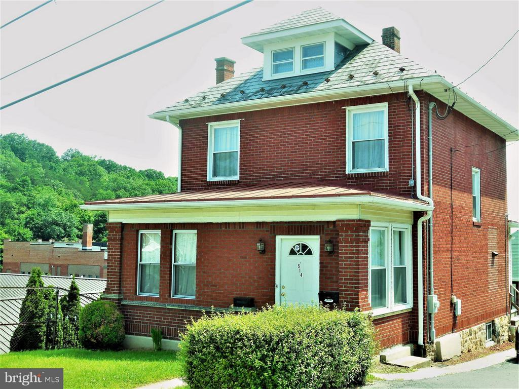 514 CONRAD AVENUE, CUMBERLAND, MD 21502, 2 Bedrooms Bedrooms, ,2 BathroomsBathrooms,Residential,For Sale,CONRAD,1001805560