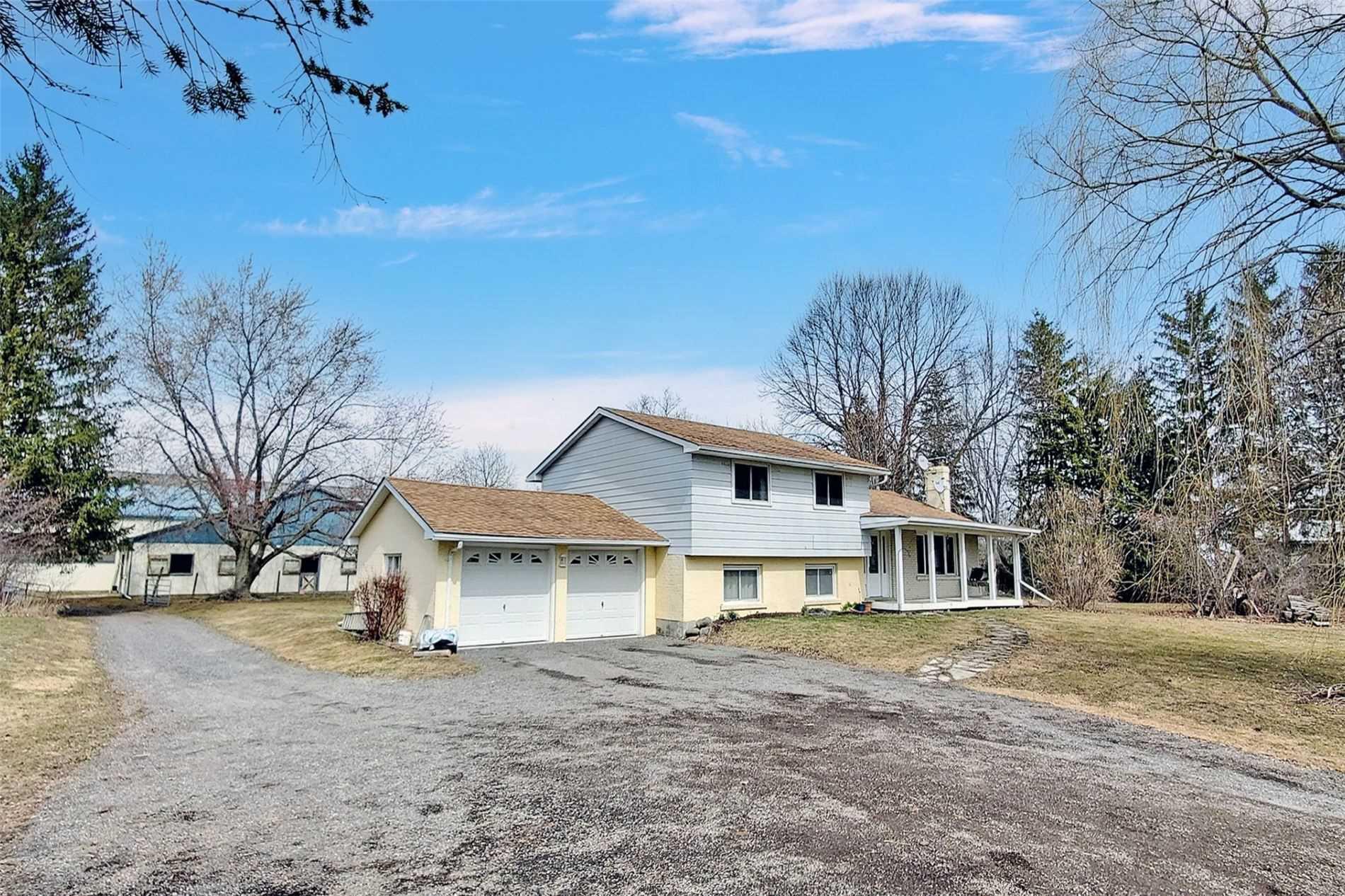 610 Ball Rd, Uxbridge, Ontario L9P1R2, 3 Bedrooms Bedrooms, ,3 BathroomsBathrooms,Farm,For Sale,Ball,N5168808