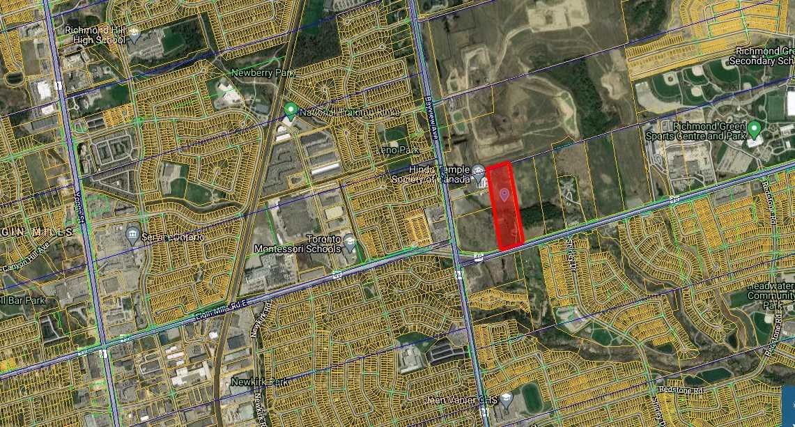 850 Elgin Mills Rd, Richmond Hill, Ontario L4S1M4, ,Land,For Sale,Elgin Mills,N5188103