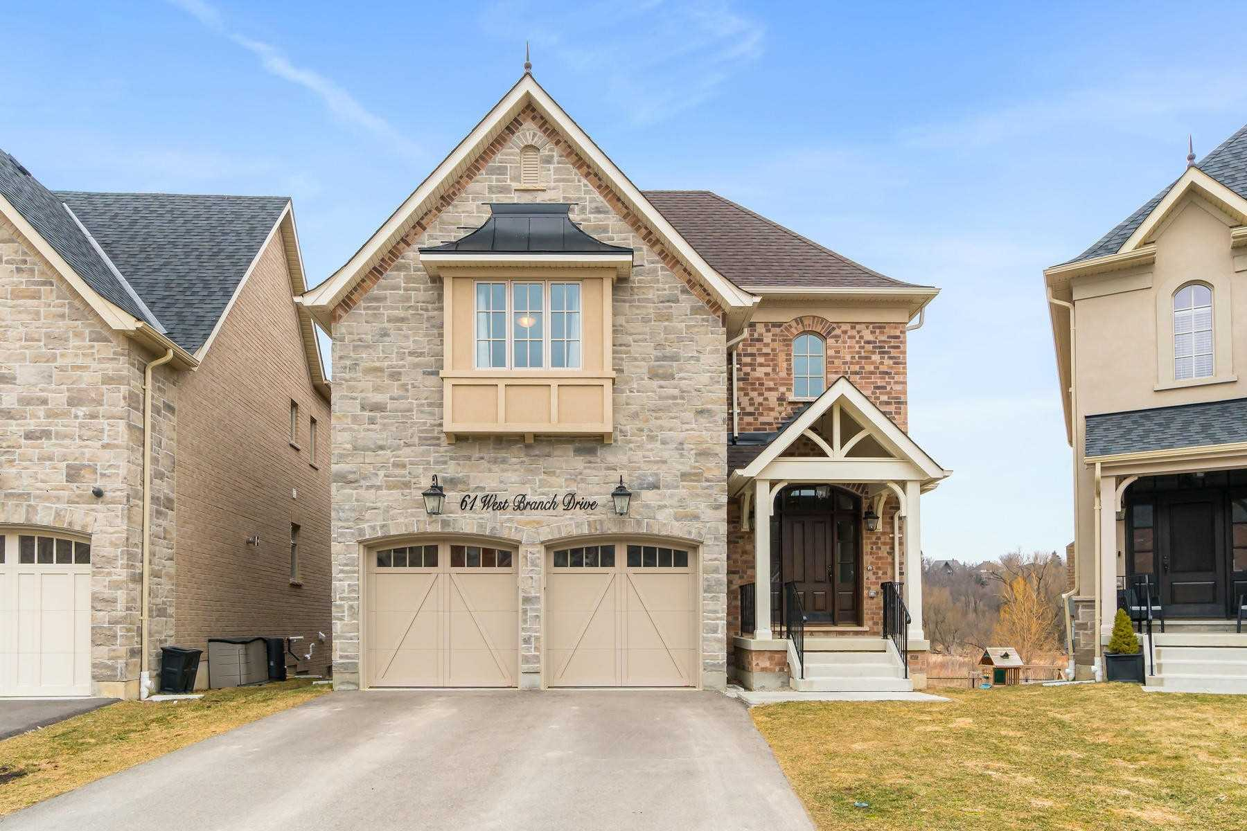 61 West Branch Dr, Halton Hills, L7G0J7, 4 Bedrooms Bedrooms, ,5 BathroomsBathrooms,Detached,For Sale,West Branch,W4721409