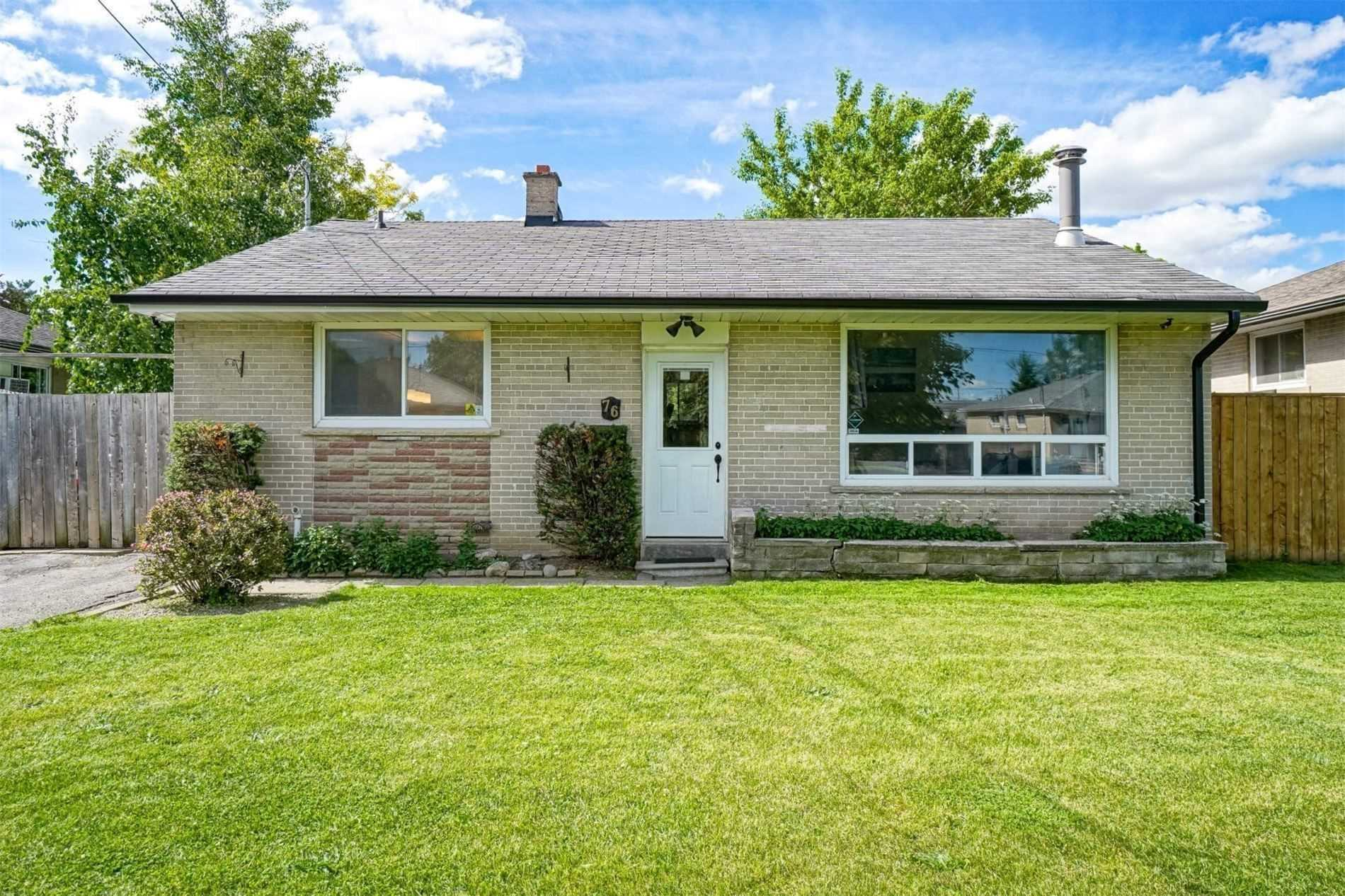 76 Raylawn Cres, Halton Hills, L7G4N1, 3 Bedrooms Bedrooms, ,1 BathroomBathrooms,Detached,For Sale,Raylawn,W4821398