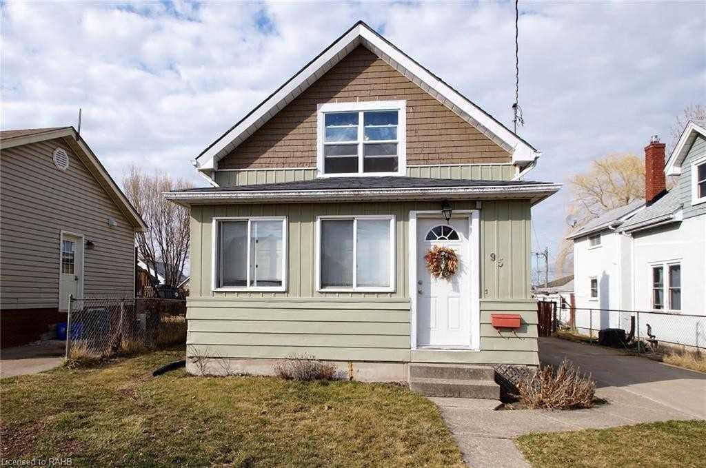 95 Omer Ave, Port Colborne, Ontario L3K 3Y5, 2 Bedrooms Bedrooms, ,2 BathroomsBathrooms,Cottage,For Sale,Omer,X5171278