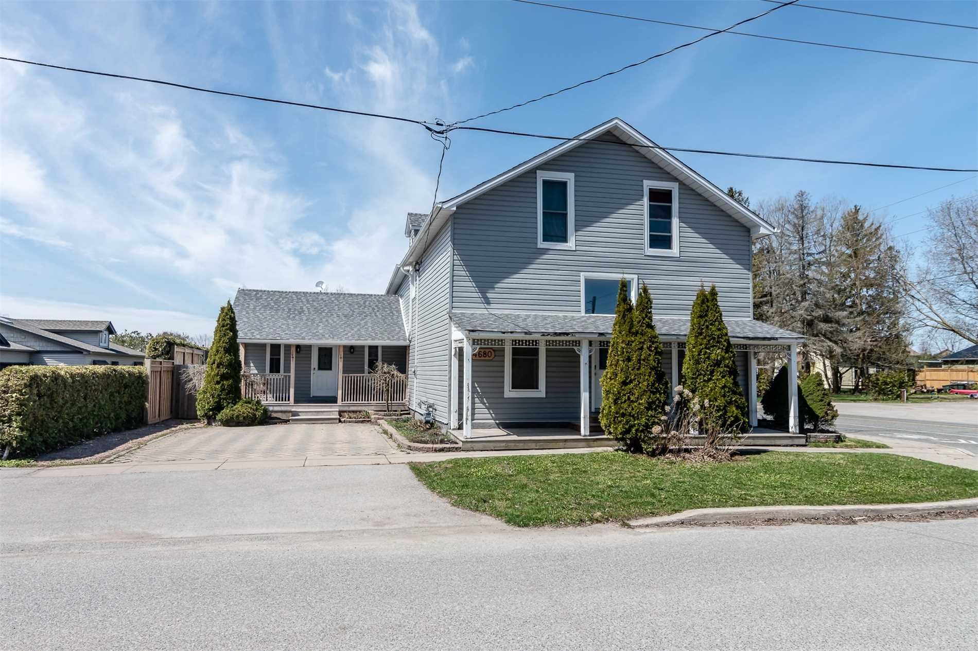 4680 Old Simcoe St, Oshawa, Ontario L1H 7K4, ,3 BathroomsBathrooms,Commercial/Retail,For Sale,Old Simcoe,E4860322