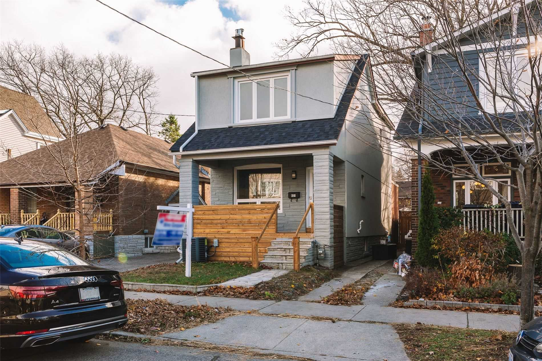 631 Glebeholme Blvd, Toronto, Ontario M4C 1V5, 3 Bedrooms Bedrooms, 7 Rooms Rooms,2 BathroomsBathrooms,Detached,For Sale,Glebeholme,E4994006