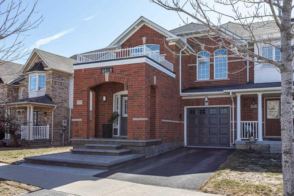4818 Thomas Alton Blvd, Burlington, Ontario L7M0J5, 3 Bedrooms Bedrooms, ,3 BathroomsBathrooms,Att/row/twnhouse,For Sale,Thomas Alton,W5157018
