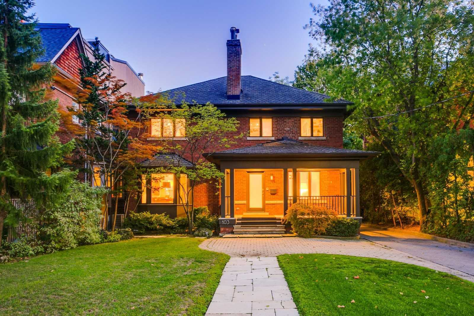 103 Woodlawn Ave, Toronto, Ontario M4V1G6, 3 Bedrooms Bedrooms, 6 Rooms Rooms,4 BathroomsBathrooms,Detached,For Sale,Woodlawn,C4922138