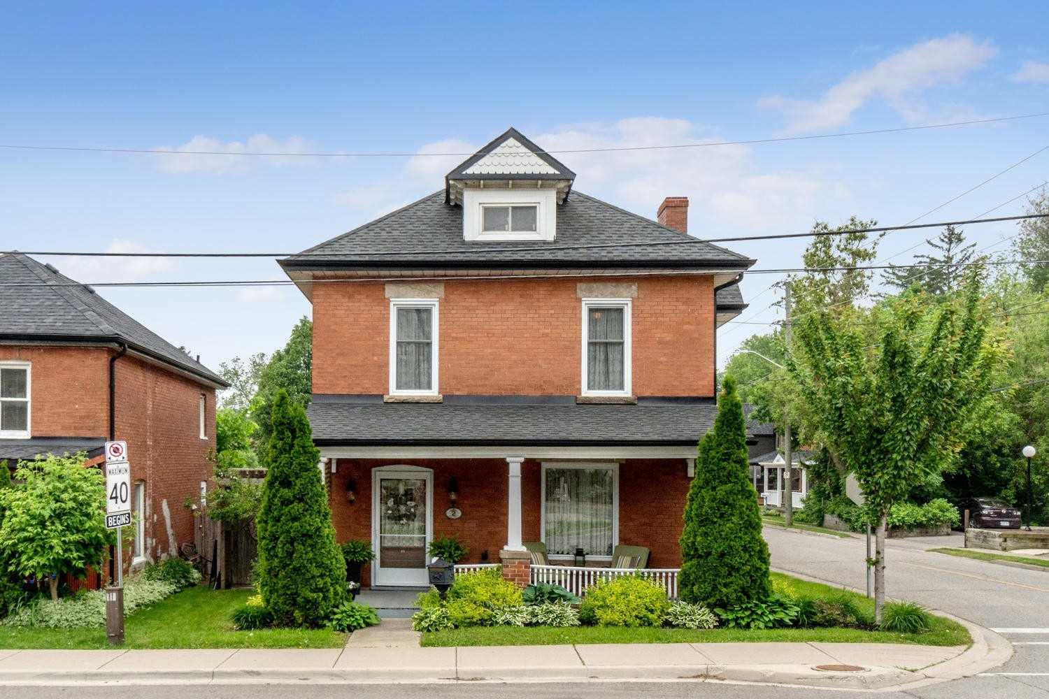 2 Main St, Halton Hills, L7G 3G5, 4 Bedrooms Bedrooms, ,2 BathroomsBathrooms,Detached,For Sale,Main,W4662830