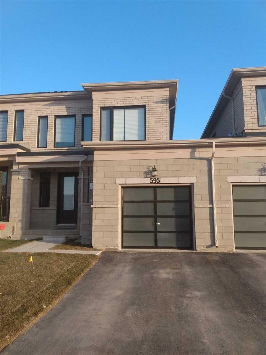 595 Thompson St, Woodstock, Ontario N4T0M4, 3 Bedrooms Bedrooms, ,3 BathroomsBathrooms,Att/row/twnhouse,For Sale,Thompson,X5164036