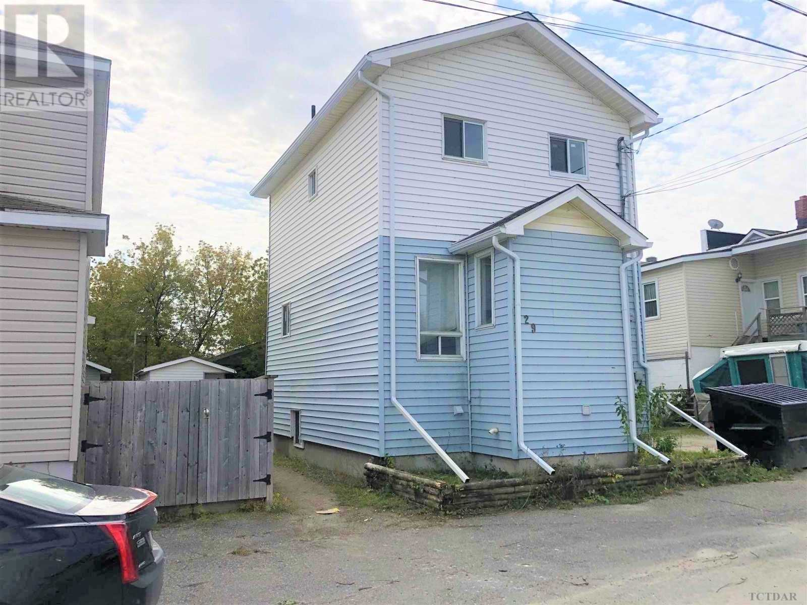 129 Bruce Ave, Timmins, Ontario P0N1H0, 3 Bedrooms Bedrooms, ,2 BathroomsBathrooms,Duplex,For Sale,Bruce,X5159995