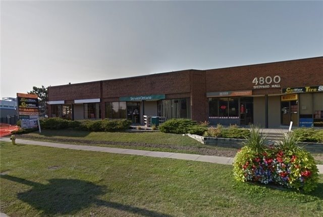 4810 Sheppard Ave, Toronto, Ontario M1S4N6, ,Commercial/Retail,For Sale,Sheppard,E4473561