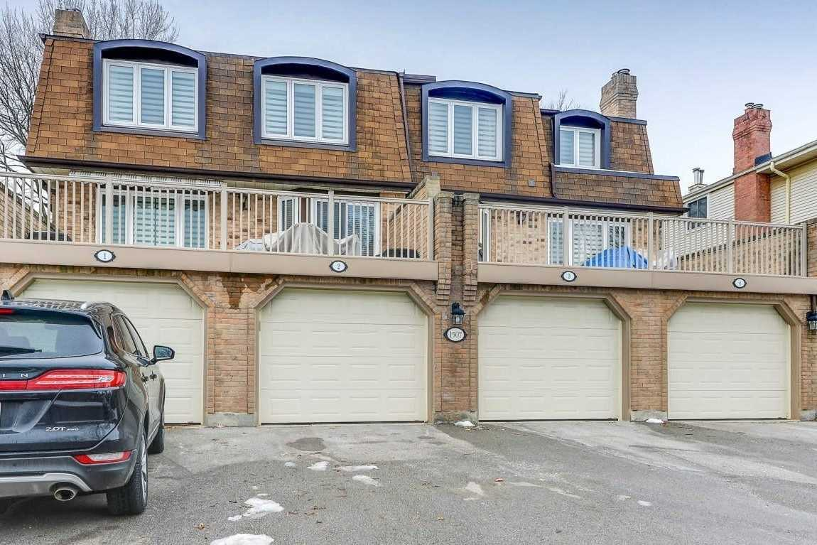 1507 Upper Middle Rd, Burlington, L7P4M5, 2 Bedrooms Bedrooms, ,3 BathroomsBathrooms,Condo Townhouse,For Sale,Upper Middle,W4676195