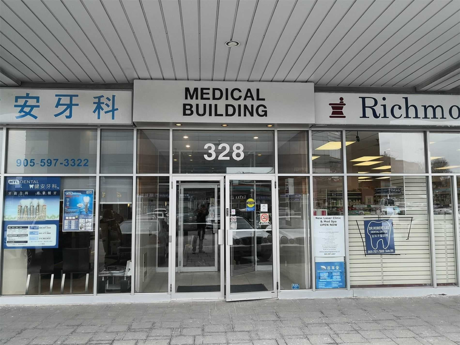 328 Highway 7, Richmond Hill, Ontario L4B 3P7, ,Office,For Sale,Highway 7,N4857820